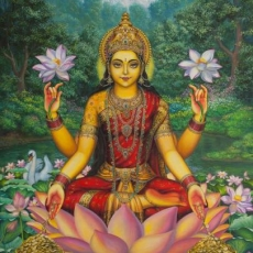 Sarasvatī-Lakṣmī-Durgā | Devi III