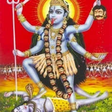 Mother Kali and what she symbolizes