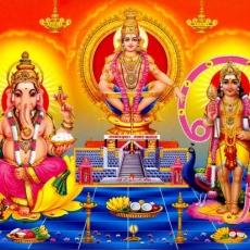 Gaṇeśa-Murugan-Ayyappan-Hanumān | IV