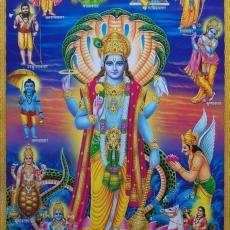 Nārāyaṇa | Narayana
