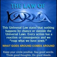 Doctrine of Karma by Swami Abhedananda