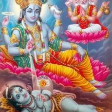 Trinity - Hindu Icons and Symbols
